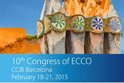 10th Congress of ECCO - Inflammatory Bowel Diseases 2015 (18. - 21. 2. 2015)