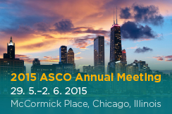 2015 ASCO Annual Meeting (29. 5. - 2. 6. 2015)