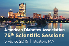 75th Scientific Sessions of American Diabetes Association (5. - 9. 6. 2015)