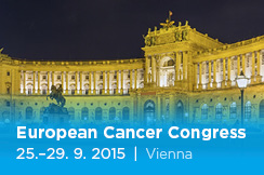 European Cancer Congress (25. - 29. 9. 2015)