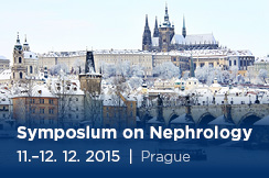 Central European & 5th Czech-Austrian Symposium on Nephrology (11. - 12. 12. 2015)